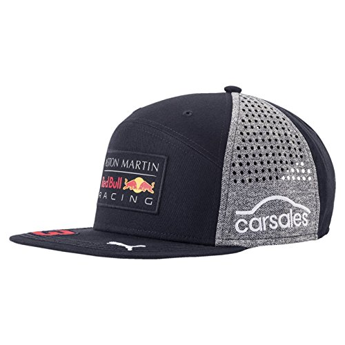 (Red Bull Racing Daniel Ricciardo Flatbrim Team Hat)