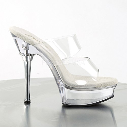 Platforms Clear E Per Allure 602 Gogo Tabledance Womens Poledance Pleaserusa Zxwz0q65n