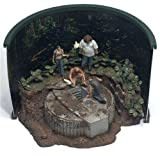 "McFarlane Toys 6"" LOST Series 1 Box Set with light "" The Hatch"""