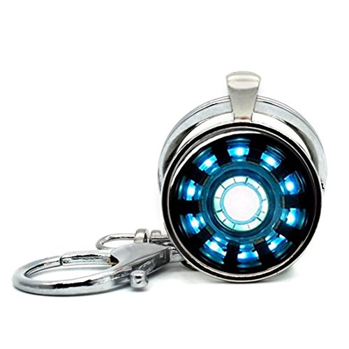iron man arc reactor keychain - 4