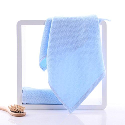 LI respirabile asciutto Marrone LU Blu Asciugamani multicolore Colore sano SHOP Morbido rXYSOnYU