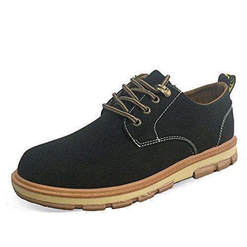 Sport Shoes Scarpe Senza da Nero Scarpe Tacco Stringati AgeeMi Uomo wIxqHdd
