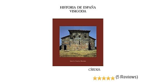 Historia de España visigoda (Historia. Serie mayor): Amazon.es ...