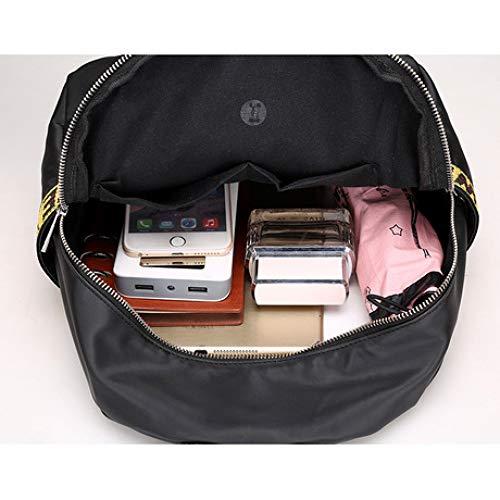 Viaggio Spalla Ladies Moda Centinaia Zaino A Capacità Borsa Coreano Edizione Da Circlefly Grande gxUzw