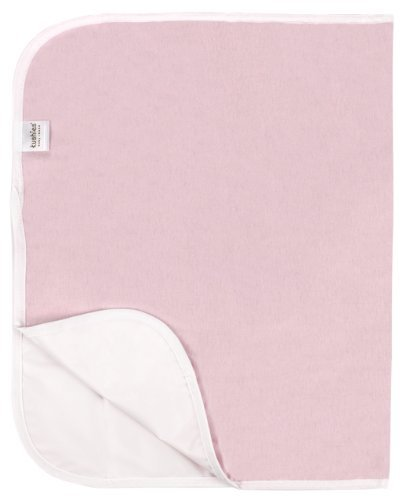 Kushies Deluxe Flannel Change Pad, Pink by Kushies