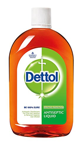 Dettol Antiseptic Liquid, 16.9 oz. (2 Bottles) ()