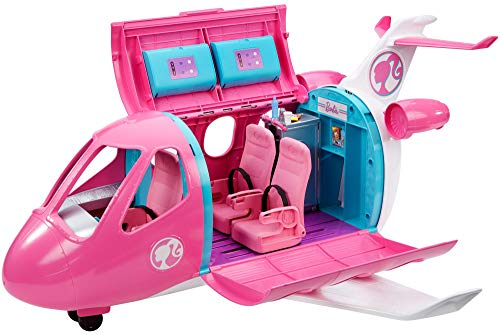 Barbie Dreamplane is a brand new toy for girls in 2019