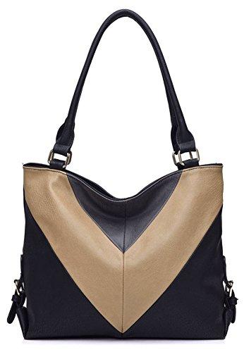 Handbag Big Shop Noir Sac Femme ZqRxOqan