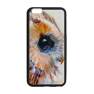Owl iPhone 6 Case,Fashion Cool Cute Owl iPhone 6 4.7 wangjiang maoyi