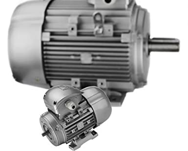 0 5 HP, 3000 RPM, Foot mounted | Frame- 71 | 3 Phase | 415V