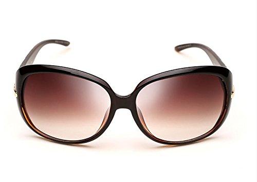 moshang モサング レディースサングラス、偏光 レンズ 、UV400カット、紫外線防止 、サングラス、ケース&メガネ拭きの3点セットの画像