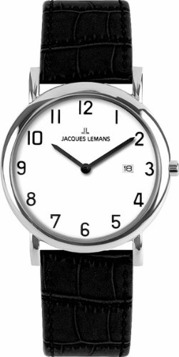 Jacques Lemans Unisex Watch Vienna 1-1370 B