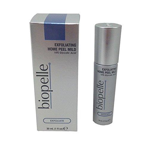 Biopelle 10% Glycolic Acid Exfoliating Home Peel Mild, 1 Ounce