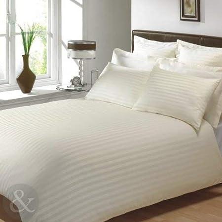 Luxury 400TC Duvet Set 100/% Egyptian Cotton Duvet//Quilt Cover Bed Set Bedding