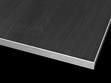 Amazon.com: Aluminum T Molding Edge Banding for Cabinet Doors ...