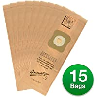 Kirby Generation 3 Vacuum Bags 197289 (15 bags: 5 packs of 3)