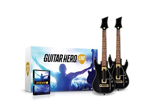 Guitar Hero® Live is here. FreeStyleGames have reinvented the legendary Guitar Hero franchise, with two innovative new gameplay modes and an all-new guitar controller. GameStop Exclusive Personalisation Pack. GH Live mode puts you onstage, looking out: you get a heart-stopping first-person perspective as a real crowd reacts to the notes you play.