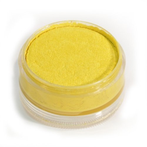 Wolfe FX Face Paints - Metallic Yellow M50 (90 gm)