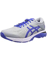ASICS Australia Gel-Kayano 25 Lite-Show Men's Running Shoe, Mid Grey/Illusion Blue