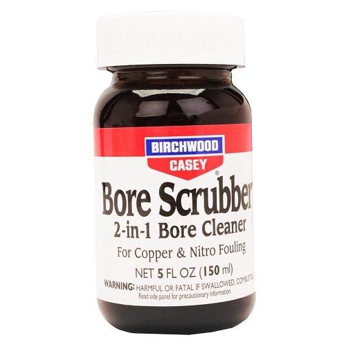 Birchwood Casey Bore Scrubber 2-in-1 Cleaner 5oz (Gun Scrubber Liquid)