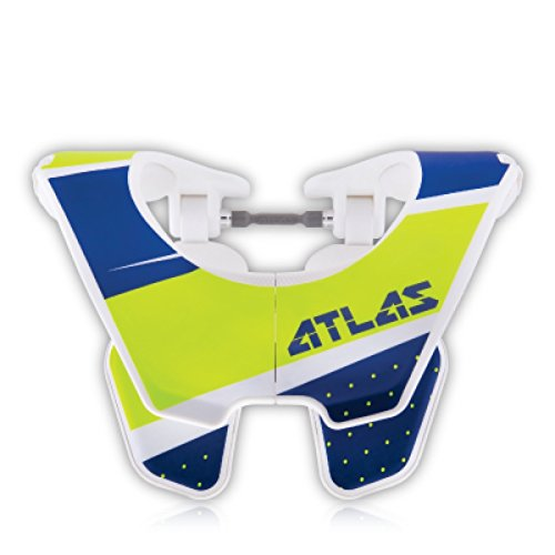 Atlas Tyke Brace Youth Kid Neck Brace Midnight Blue Motocross MX Protection by Atlas