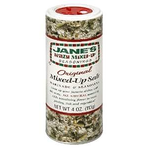 Jane's Krazy Mixed Up Salt 4 oz (Pack of 2)