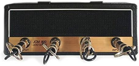 LARRY-X Guitarra Llaveros Jack Rack Key Holder Adecuado para casa y Estudio de grabaci/ón