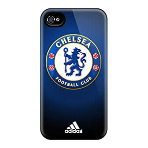 TimeaJoyce Iphone 6plus High Quality Hard Cell-phone Cases Unique Design High Resolution Chelsea Fc Series [yCW19515yDMs]