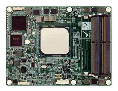 (DMC Taiwan) COM Express Basic Size Type 7 Module Support, Intel Broadwell-DE Dual-Core Pentium Processor D1508 (25W), Two ECC DDR4 SO-DIMM, Gbe, 10G KR, NCSI, SATAIII, USB 3.0, PCIe Gen3, RoHS