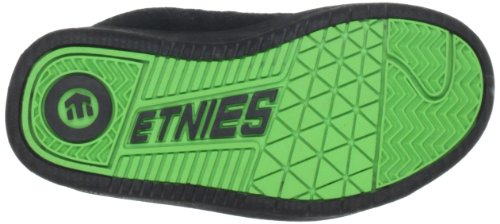 Etnies KIDS CALLICUT 2.0 4301000105 - Zapatillas de skate para niños Negro (BLACK/WHITE/GREEN 898)