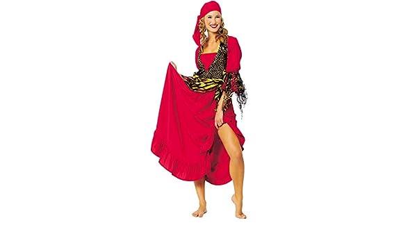 Stamco Disfraz Pirata Caribeña: Amazon.es: Juguetes y juegos