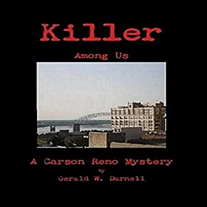 Killer Among Us Audiobook