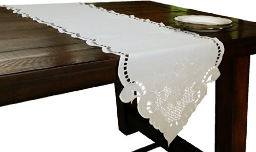 Xia Home Fashions Embroidered Collection