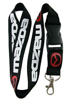 mazda-lanyard-keychain-holder