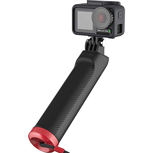 Price comparison product image Fancy96 PGYTECH Underwater Floating Hand Grip Compatible with DJI OSMO Action / Pocket Camera