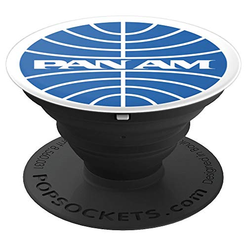 Pan Am PopSockets - PopSockets Grip and Stand for Phones and Tablets ()
