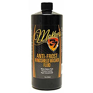 McKee's 37 MK37-540 Anti-Frost Windshield Washer Fluid, 32 fl. oz.