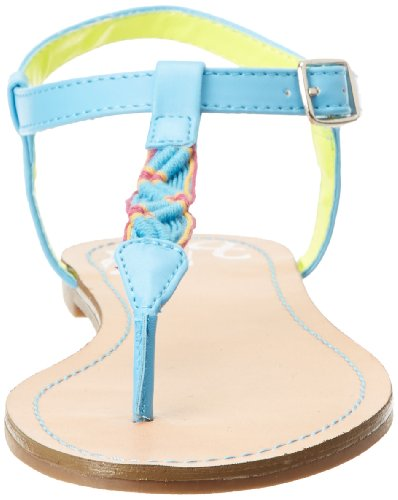 DV8 Womens Amigo Gladiator Sandal True Blue aSf8RZD