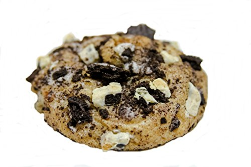 """Bar Caramel Cookie Twist (Cookies and Cream Cookies Fresh Baked Cookies """"STUFFED with Oreo Cookie Butter"""" Gift Box 3 Lb.-Gourmet Natural-Cookies Soft Baked and)"""