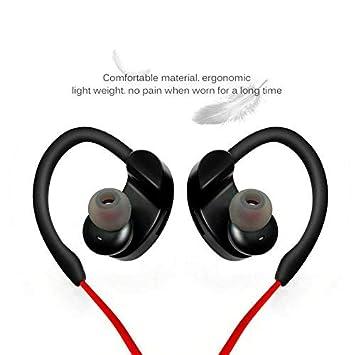 Headset Deportes en la Oreja, Auriculares Bluetooth Auriculares inalámbricos Sweatproof Earpods Auriculares Sprot Blutooth Auriculares