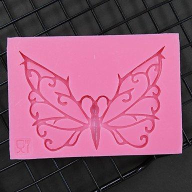 Mariposa grande molde de silicona para jabones ,encajes de silicona molde,moldes para hornear