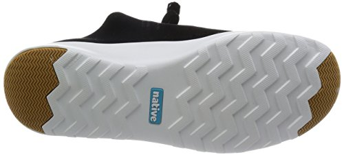 Jiffy Black Moc Fashion Sneaker Native Apollo White Unisex Shell aqBfXX
