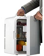 13/22LMini Nevera Maquillaje Frigorífico Mini Refrigerador Termostático Portátil para Coche