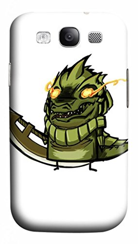 Funny 3D cases Design Custom Personalized Green Soldier Printed on PC Protect Back Case Skin For Samsung Galaxy S3 I9300 ()