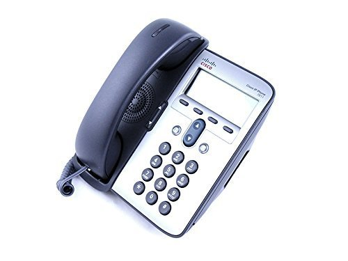 Cisco Unified IP VoIP Phone 7911G - (Requires Call ()