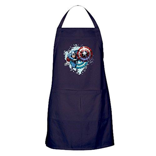 captain america apron for men - 4