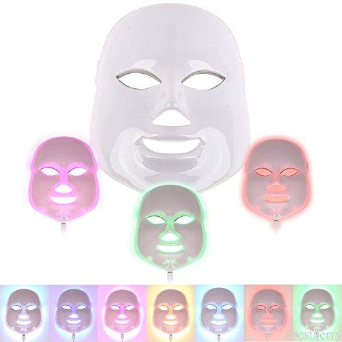 Koi Beauty Photon Red Blue Green Light Treatment Skin Rej...