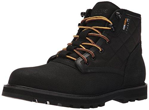 Black Fashion Apres Men's Yes Boot Globe 6qzB7w6