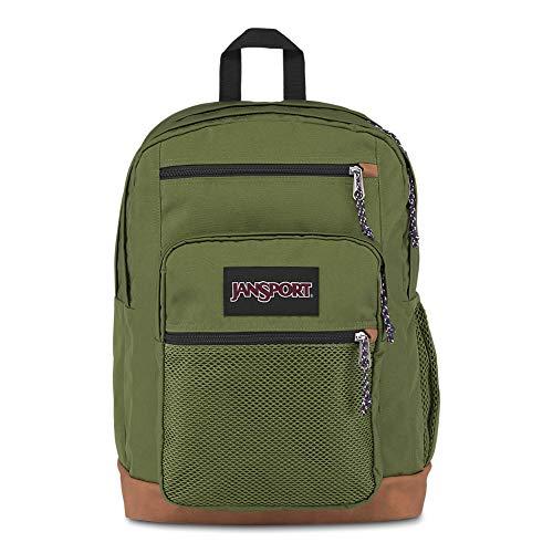 JanSport Huntington Backpack - Lightweight Laptop Bag | New Olive