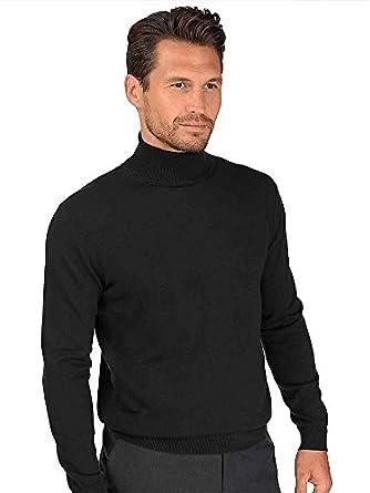 Paul fredrick men 39 s silk cotton cashmere turtleneck for Mens silk shirts amazon